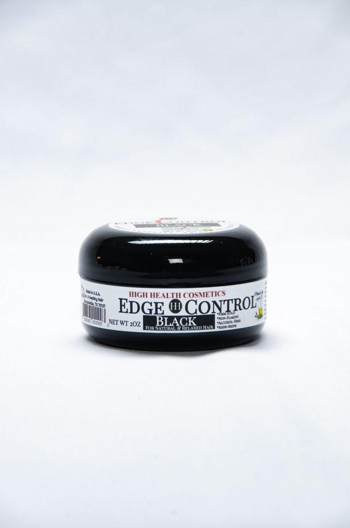 2oz Black Edge Control New