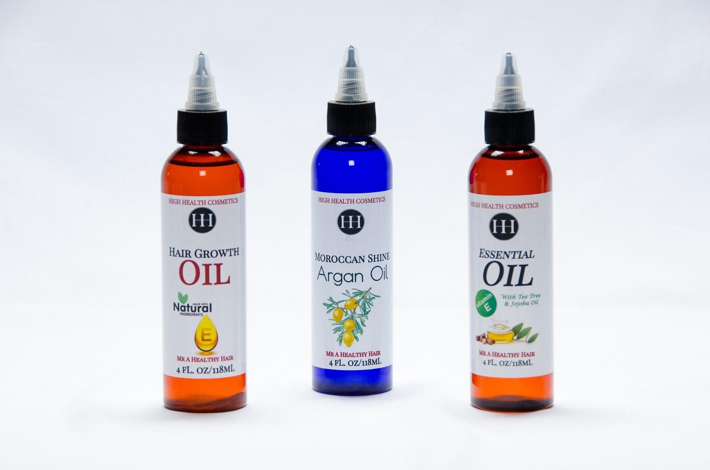 all 3 oils